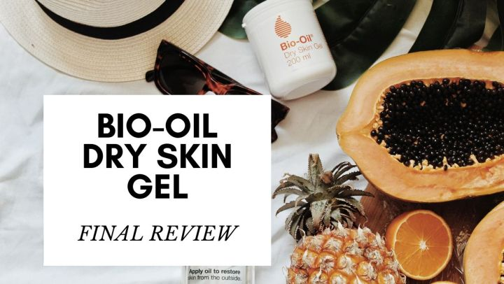 Bio-Oil Dry Skin Gel Review
